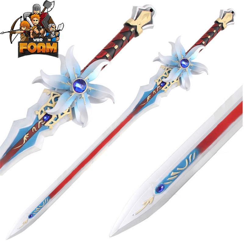 "anime cosplay swords: WarFoam 42.5"" Fantasy Chinese Anime Latex Foam Padded"