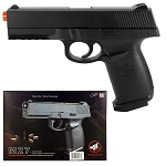 M27B Heavy Weight Spring Action Airsoft Handgun