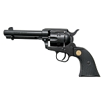 Kimar Deluxe 1873 6mm Fast Draw Blank Firing Revolver Black Finish