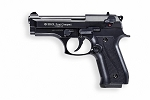 Compact V92F Front Fire Blank Flare Gun Black Finish