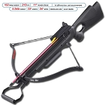 150 lbs Recurve Black Hunting Crossbow