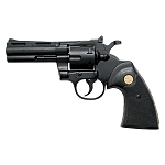 Kimar PYTHON Black Finish 9mm Blank Firing Revolver