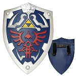 Hylian Shield from Zelda Video Game