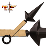 11 Inch Overall Kunai Collector Edition Prop Knife In A Gift Box