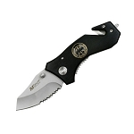 Emergency Tactical Rescue Folding Pocket Knife 6 Inch Overall