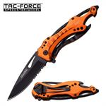 Tac-Force EMT Sports Bike Handle  Assisted Opening Knife