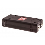 Max Power 10 Million Volt Self Defense Stun Gun Rechargeable LED Light