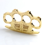 Gold Holy Spiritus Constantine Knuckle Paper Weight