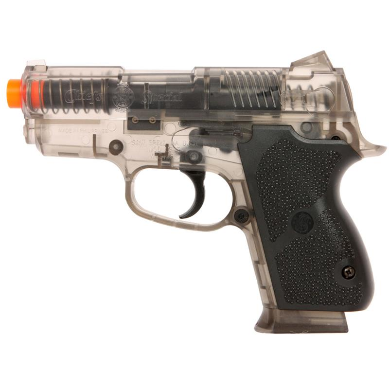 Smith Amp Wesson Chiefs Special 45 Spring Powered Airsoft Pistol