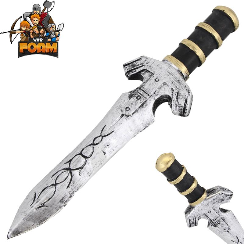 12 Quot Medieval Warfoam Dagger Short Sword For Larp