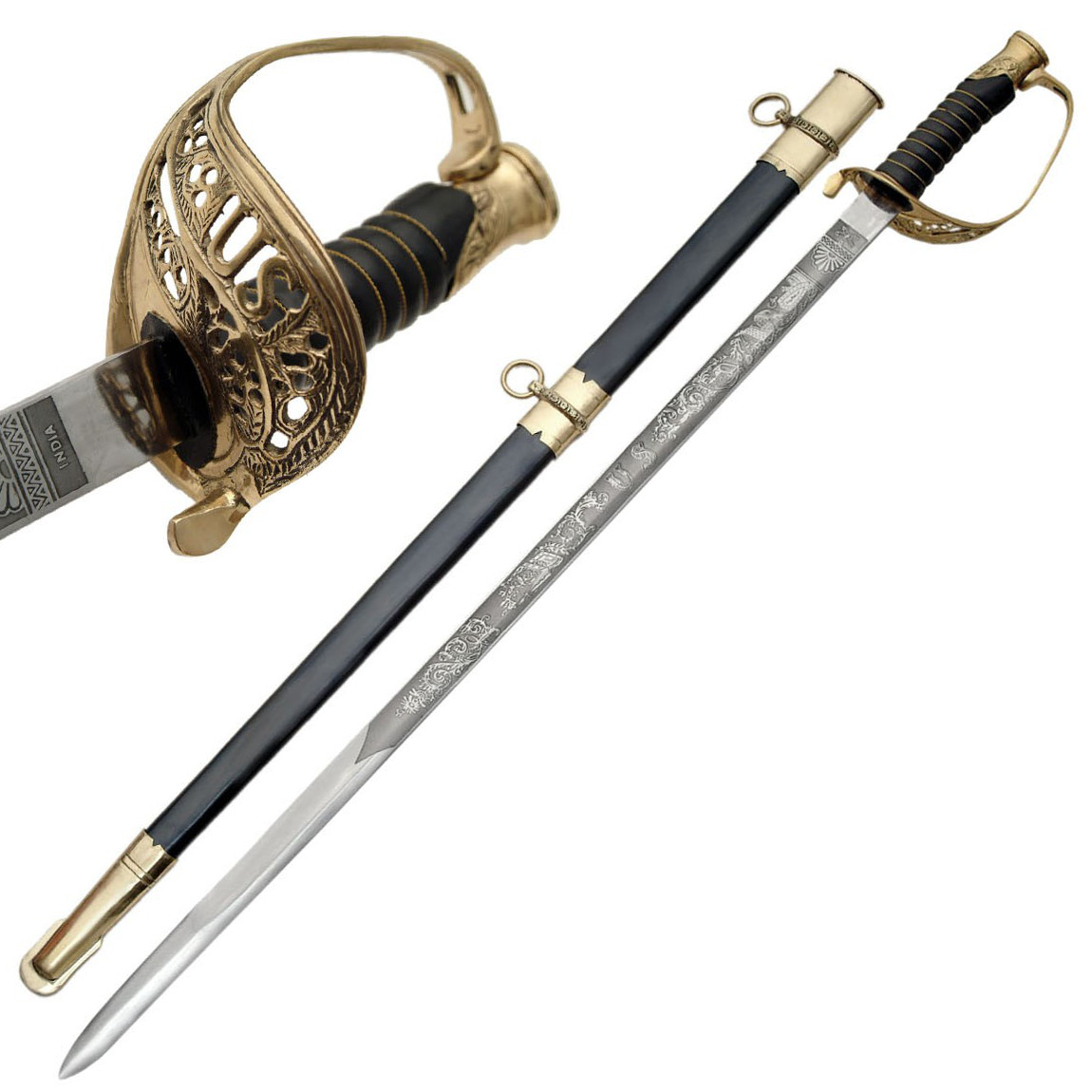 Cavalry Saber U S Civil War Foot Officer S Sword