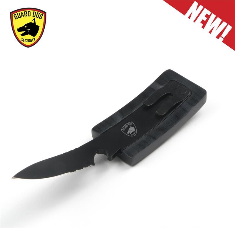 Military Grade Nylon Covert Belt Knife Self Defense Hidden