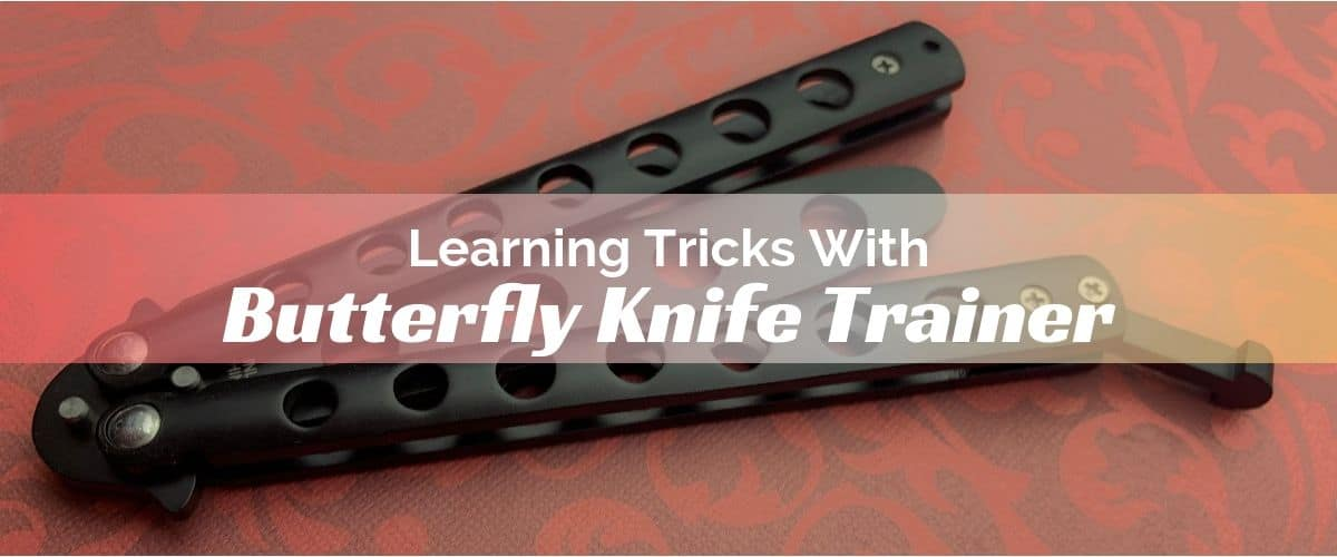 butterfly knife tricks