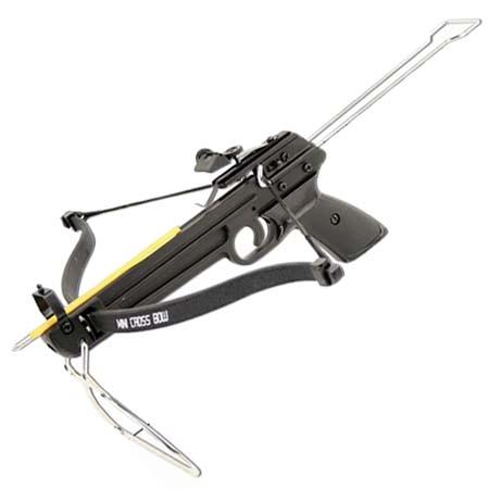 80lbs Aluminum Pistol Hunting Crossbow