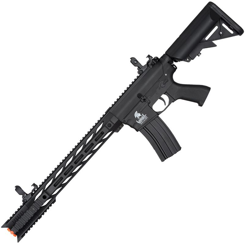 Lancer tactical gen 2 Interceptor SPR Automatic carbine aairsoft rifles