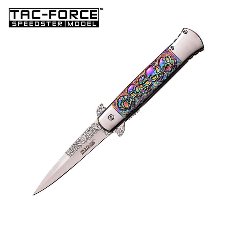 Rainbow Pocket Knife: Keep Being Flamboyant, We Love You
