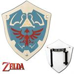 Zelda Hylian Wooden Shield