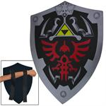 Dark Link Shadow Legends of Zelda Foam Shield LARP