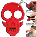 Zombie Key Chain - Protecting Your Bunch From The Undead