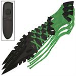 Zombie Killer Arrowhead Throwing Knives