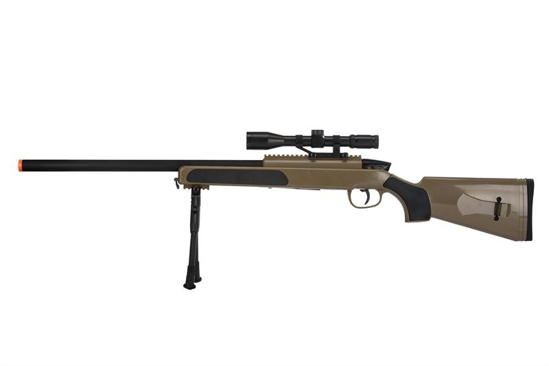 Airsoft MK51 Bolt Action Sniper RIfles
