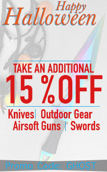 Knives Deal Halloween Promo