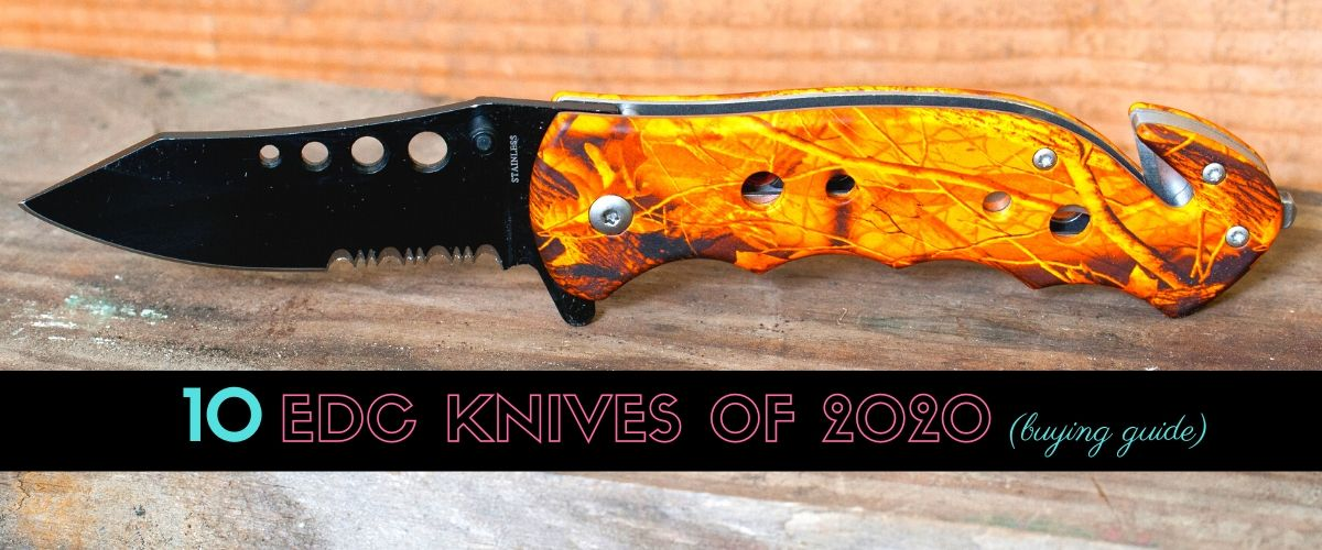 best edc knives of 2020