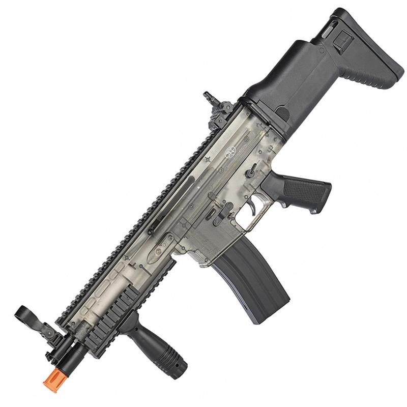 fn herstal fn scar l spring powered rifle 400 fps