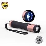 Guard Dog Ivy High Voltage Stun Gun, 200 lumen Tactical Flashlight