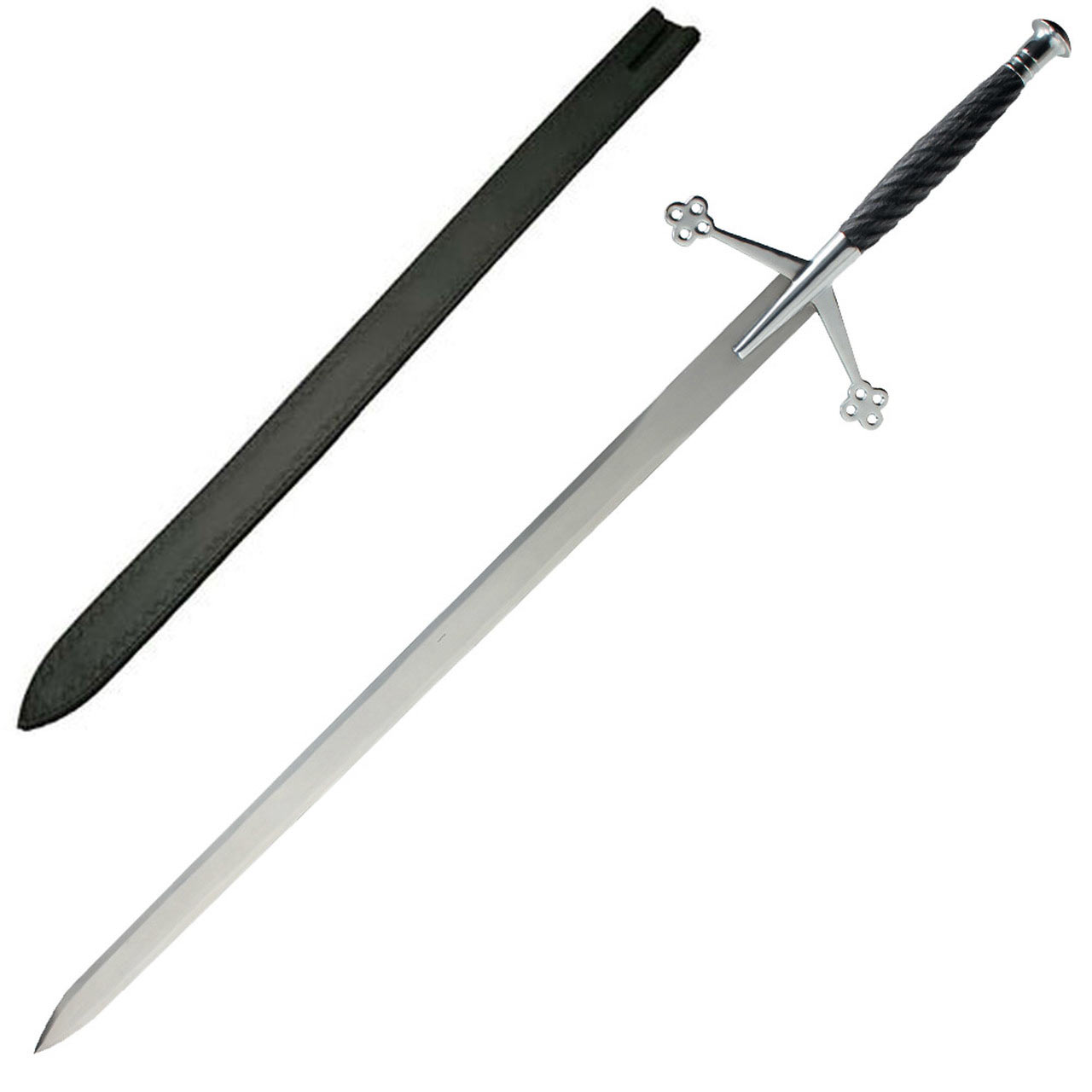Highlands Clansman Great Claymore Sword