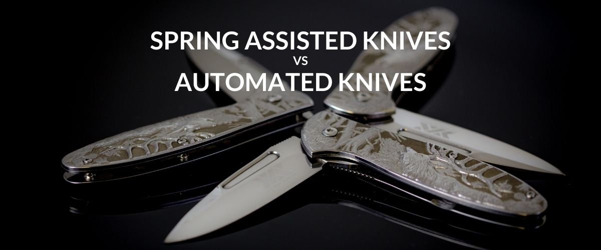 spring assisted knives