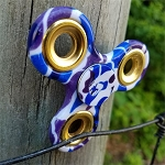 Camo Fidget Spinner - Maintaining Your Calmness And Attention