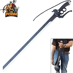 Special Operations WarFoam Titan Attack Cosplay Costume Sword