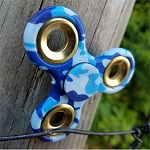 Camo Fidget Spinner - An Ideal Fidget Spinner For All Ages