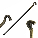 King Cobra Pharaoh Walking Cane
