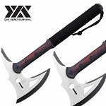 DZS Zombie Killer Survival Camping Tomahawk Throwing Axe Battle Hatchet