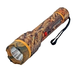 Delta Force Camo Stun Gun 10 Million Volt Rechargeable LED Flashlight