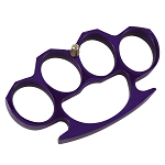 Purple Heavy Duty Buckle Knuckles Paperweight Accessory