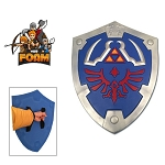 Hylian Shield - A Powerful And Royal Shield