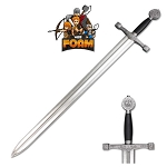 WarFoam King Arthur's Medieval Excalibur Foam Padded Sword LARP
