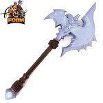Two Handed Axe –High Quality Battle Axe