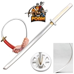 WarFoam The Sword of Rukia Kuchiki Foam LARP Cosplay Roleplay Costume Prop