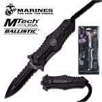 US Marines The Few The Proud Assisted Opening Pocket Folding Knife