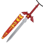 Shadow Master Hyrule Warrior Sword Necklace