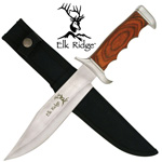 Bowie Hunting Knife - Slice Through The Garbage