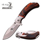 Brown Pocket Knife: Just Because You Can
