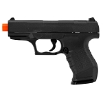 G19 Metal Zinc Alloy Spring Airsoft Pistol 225 FPS