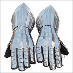 Medieval Knight Gothic Style Functional Articulated Gauntlets