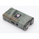 Camo Zebra Max Power 10 Million Volt Stun Gun Rechargeable LED Light