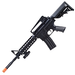 M-16B Spring Operated Airsoft Rifle with Laser Sight